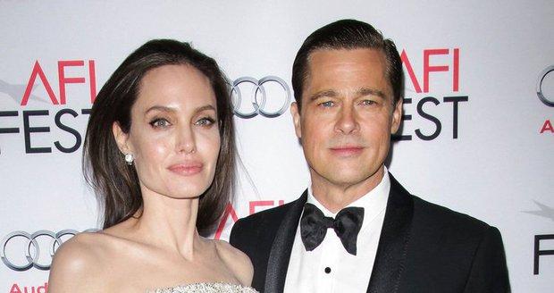 Prad Pitt a Jolie