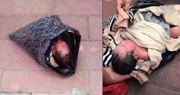 Krkavčí matka zabalila dítě do balíku a poslala poštou. Adresovala ho sirotčinci