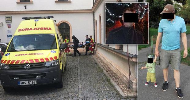 Otec zavražděné Markéty o podezřelém Martinovi: Je to magor, co šňupal drogy!
