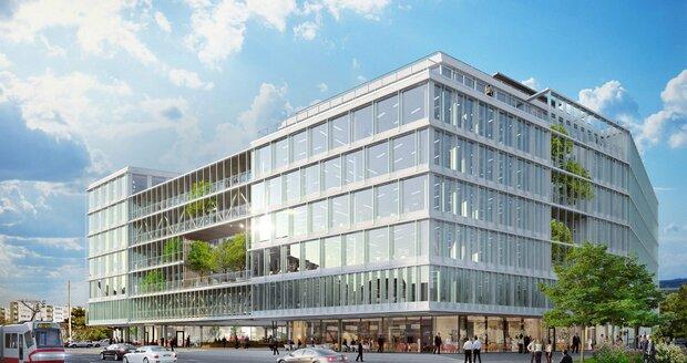 Podle neoficiálních informací stavba vyjde na 1,1 miliard korun.