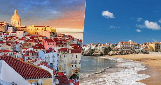 Navštivte Lisabon, město u konce světa