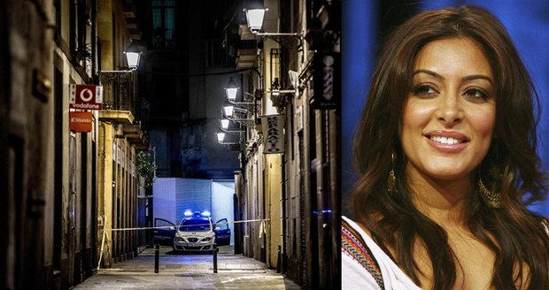 Herečka (46) se před teroristy schovala do mrazáku: Odtud psala zoufalé zprávy