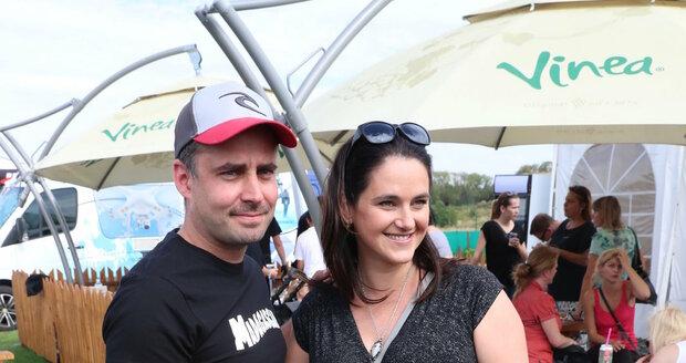 Těhotná Libuše Vojtková