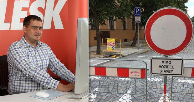 Petr Dolínek (ČSSD) od 9:30 na chatu Blesk.cz/Praha