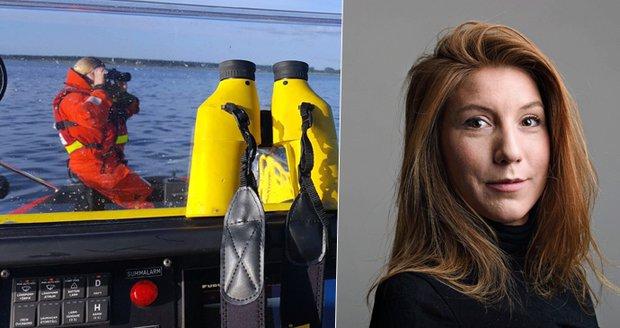 Potápěči našli pilu, kterou byla zřejmě rozřezána novinářka (†30) z ponorky