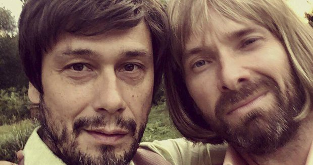 Pavel Liška a Jan Révai se proměnili kvůli novému pořadu České televize.