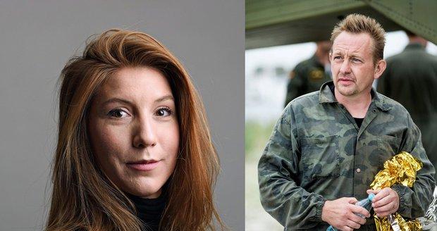 Vynálezce přidal detaily k vraždě novinářky: Do těla prý bodal kvůli plynům