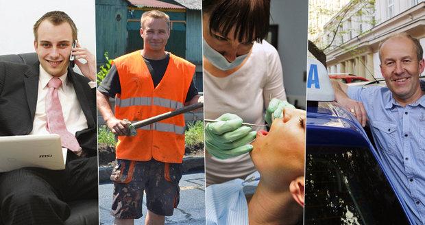 Minimální mzda pořádně poskočí: V těchto profesích vyroste až na 24 400 korun