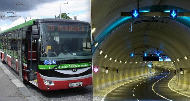 Elektrobus SOR EBN 11. Ten by mohl jezdit mezi Andělem a Dejvicemi. (ilustrační foto)