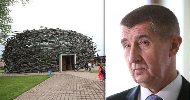 Čapí hnízdo dostalo miliony po lžích v žádosti, odkryli Reportéři ČT. Babiš zuří