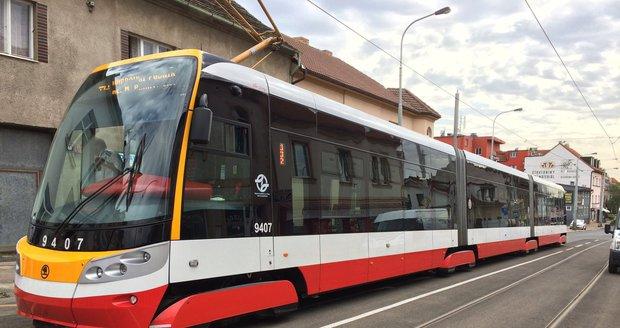 Nová tramvajová trať v Praze 10 má usnadnit dopravu v Malešicích a ulevit autobusům. (ilustrační foto)
