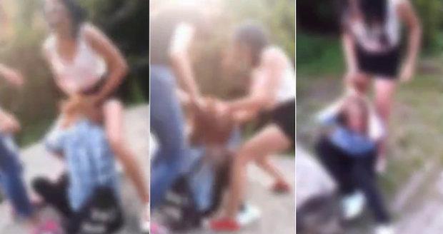 Brutální šikana na základce: Spolužačku kopou do obličeje, třou se o ni rozkrokem. Případ řeší policie