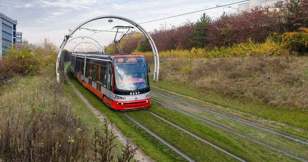 Tramvajovou trať čeká generální rekonstrukce.