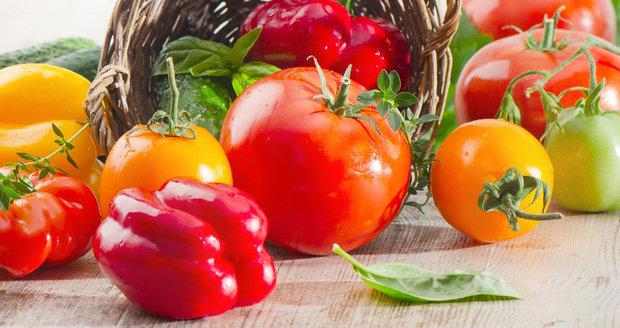 Během speciální diety musíte konzumovat i dostatek zeleniny a ovoce.
