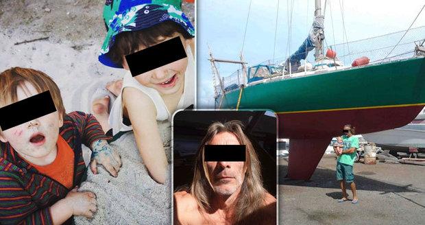 Petr s dětmi ztracení v Karibiku: Matka na pátrání vybrala 30 tisíc! Co bude s penězi?