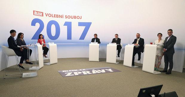 Minimální mzda? ODS: Zbytečnost! Marksová i Dolejš v debatě Blesku slíbili zvýšení