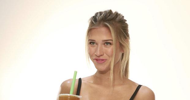 Přítelkyně Jaromíra Jágra Veronika Kopřivová fotila reklamní kampaň.