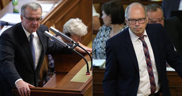 """""""Pivní populismus."""" Ministr Pilný odmítl návrh ODS na nižší daň. Schytal to od Kalouska"""
