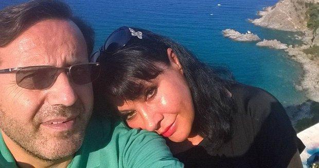 Dáda s Vitem v Itálii