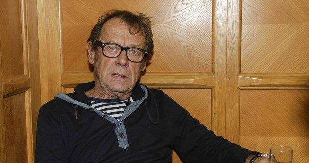 Oldřich Vízner bojuje s bipolární poruchou neboli maniodepresí.