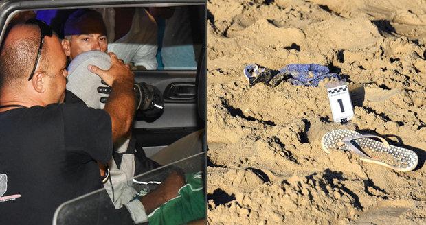 Ženu přepadl a spoutal, nahou ji našel taxikář. Z Itálie hlásí nové sexuální útoky