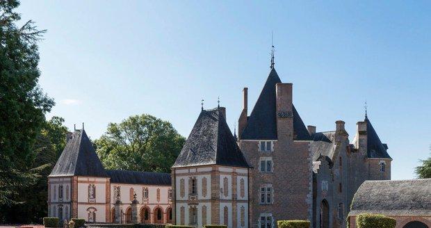 Château de Blancafort ve Francii