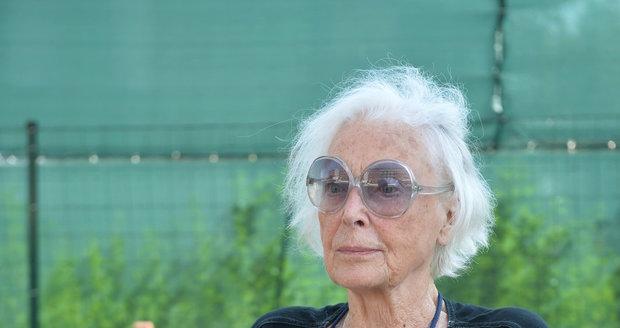 Už 30 měsíců je Květa Fialová v ústavní péči.