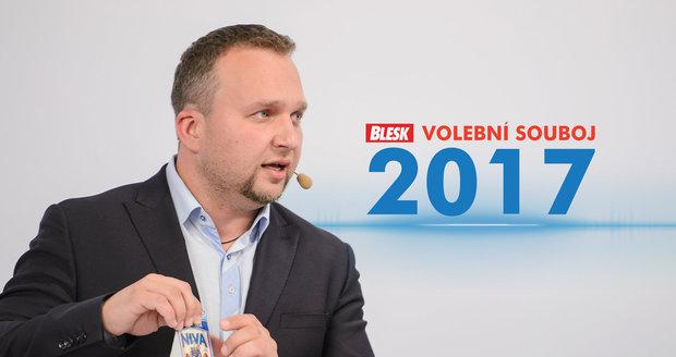 Lidé se učí kupovat kvalitní jídlo, cenu másla neovlivním, říká ministr Jurečka