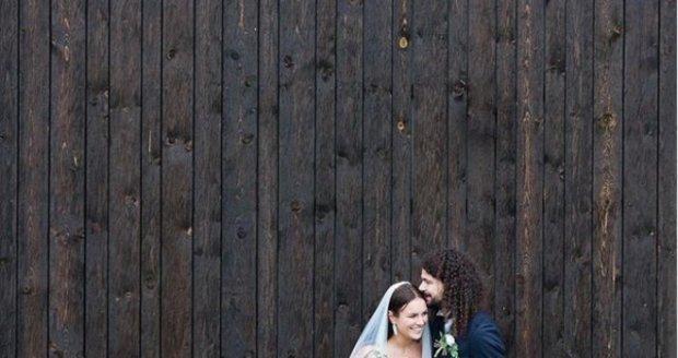 Ewa Farna se tajně vdala za Martina Chobota.