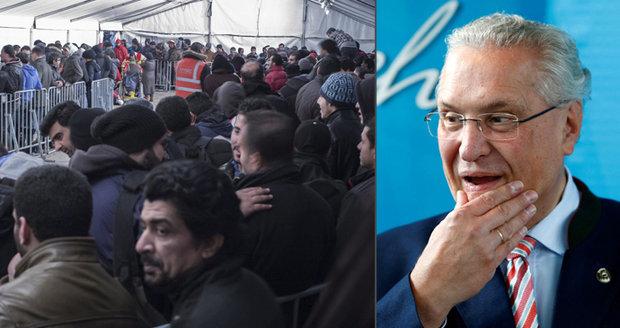 Z Česka k nám proudí stále víc ilegálních migrantů, zlobí se bavorský ministr