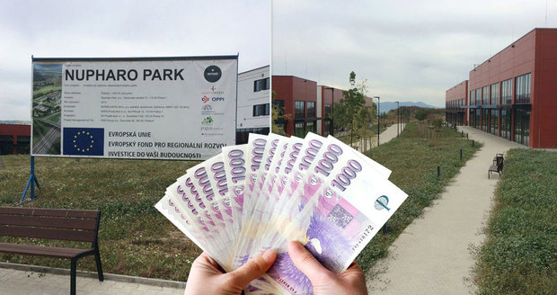 Utopená dotace 300 milionů: Technologický park u Ústí opět krachuje