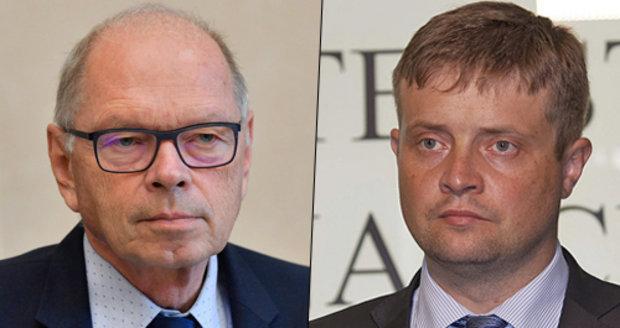 Ministr Pilný podržel šéfa finanční správy. I po kauze neprávem zlikvidované firmy