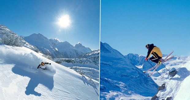 Kam letos na perfektní lyžovačku?