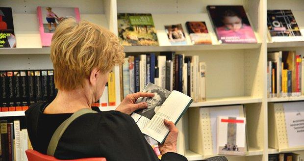 Dvoudenní festival knihkupců a čtenářů startuje v Nuslích (ilustrační foto).