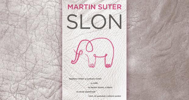 Nový thriller přináší nezvyklou zápletku s růžovým svítícím slonem