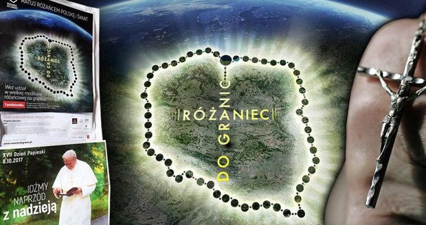 Tisíce Poláků míří k hranicím Česka. Chtějí spasit svět a zabránit islamizaci Evropy