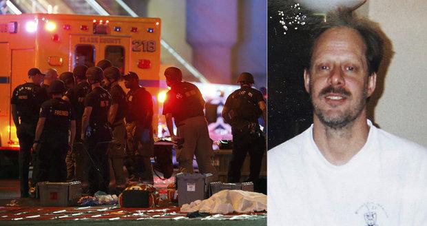 Bratr vraha z Vegas v slzách: Snad měl nádor v hlavě, jinak máme problém