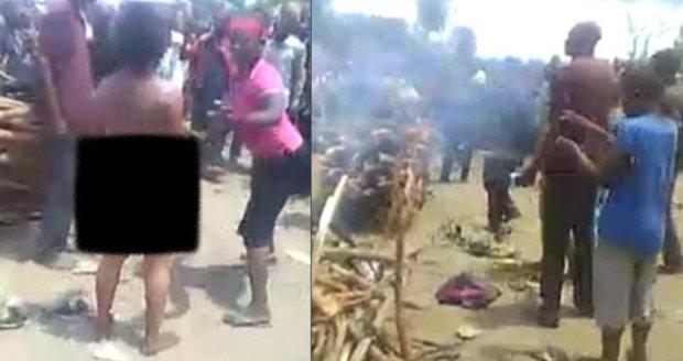 Odporná nahrávka: Rebelové znásilnili ženu, uřízli jí hlavu a krev vypili. Rozzuřila je maličkost