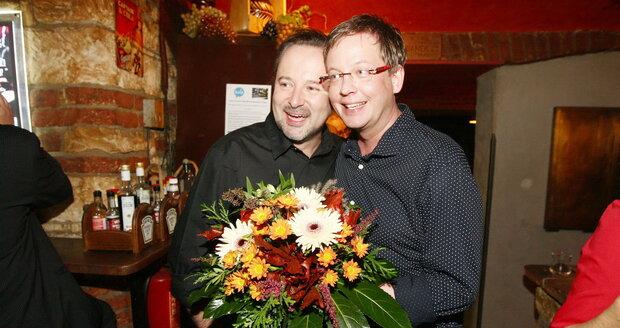 Partneři Aleš Cibulka a Michal Jagelka