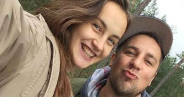 Herec a dabér Michal Holán s partnerkou Annamáriou Macichovou čekají dítě