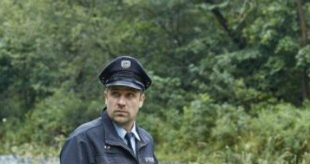 Michal Holán v seriálu Policie Modrava