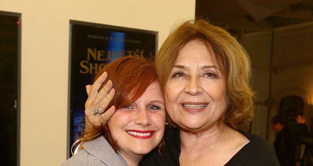 Maminka a dcera z Pelíšků se setkaly po 18 letech.