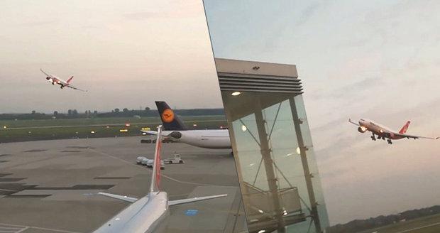 Piloti Air Berlin udělali na rozlučku kaskadérský kousek. Doplatili na něj