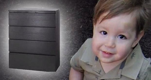 IKEA po smrti 8 dětí stahuje z trhu komody. Máte doma nábytek zajištěný?