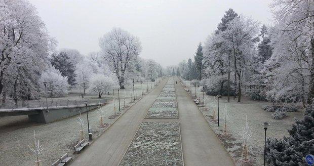 Teplé dny se v Česku pomalu chýlí ke konci