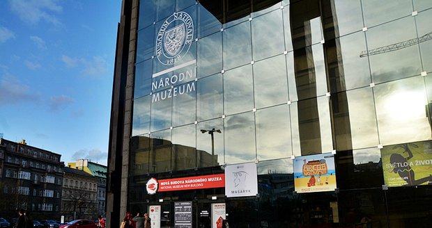 Děti poznávaly blíže prezidenta Masaryka. Akce byla v rámci probíhající výstavy v nové budově Národního muzea.