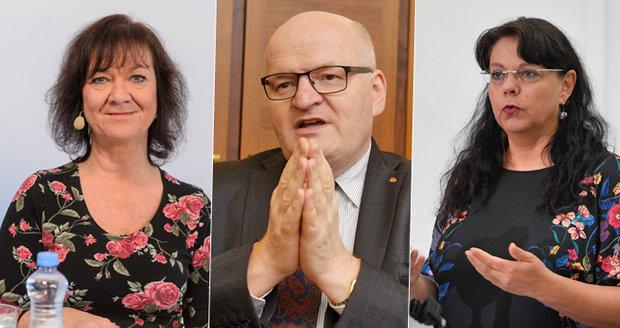 Volební zemětřesení: Herman, Marksová i Semelová balí kufry. Pirát Bartoš připlouvá
