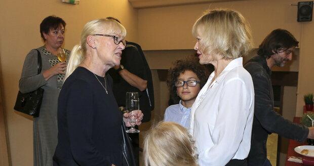Jana Švandová si povídala s Kateřinou Macháčkovou.