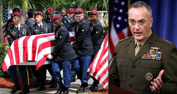 Co se stalo americkým vojákům v Nigeru? Pentagon odtajnil další podrobnosti