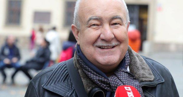 Objevitel Lucie Bílé míří do boje o Hrad. Hannig sehnal 20 podpisů poslanců